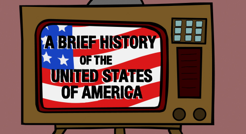 A Brief History of the USA from Bowling for Columbine